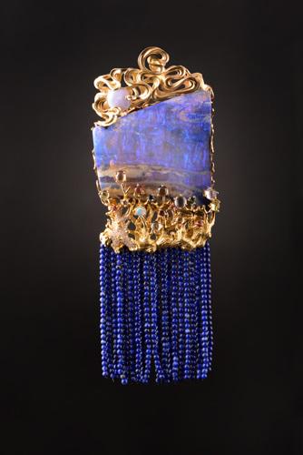 > 珠宝首饰设计专业人才 > 珠宝设计定制人才  2009年创立王焜珠宝