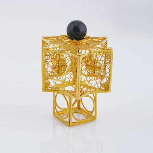 > 行业奖项 > 中国珠宝首饰设计与制作技能竞赛 > 动态信息      大