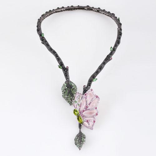 2014/2015 中国珠宝首饰设计与制作大赛颁奖典礼在京举行