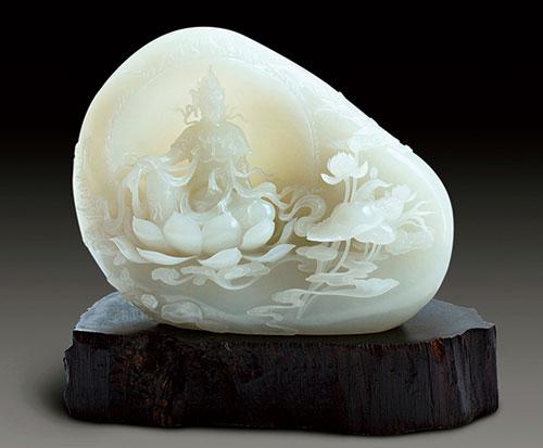 第一届中国玉石雕刻大师