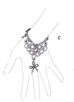 珠宝项链设计图手稿-中国珠宝玉石首饰行业协会