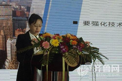招金银楼副总经理 王炳香-中国珠宝玉石首饰行业协会