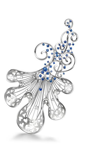 完整手绘珠宝首饰设计图展示